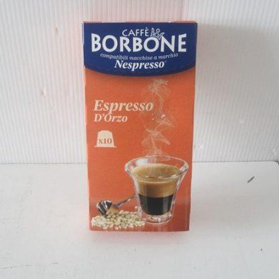 Orzo nespresso 10pz